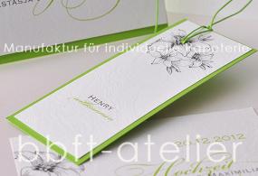Tischkarte Hochzeit 030