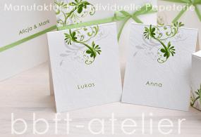 Tischkarte Hochzeit 551