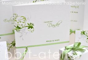 Danksagungskarte Hochzeit 551