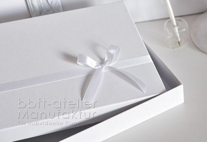 Gaestebuch Schachtel