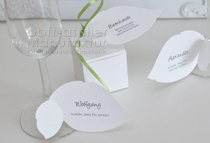 tischkarte hochzeit 013 tischkarte hochzeit bbft atelier. Black Bedroom Furniture Sets. Home Design Ideas